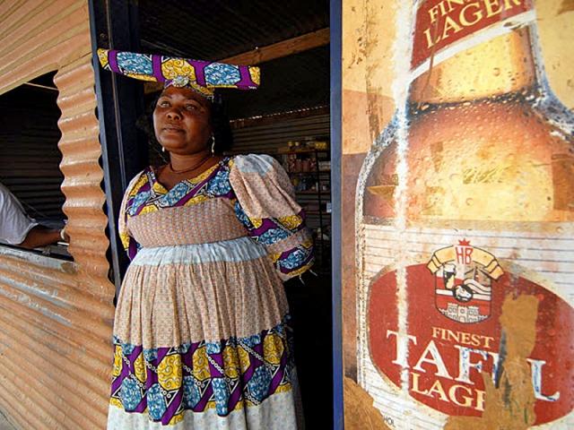 Племена, де може пожити турист: Плем'я Гереро