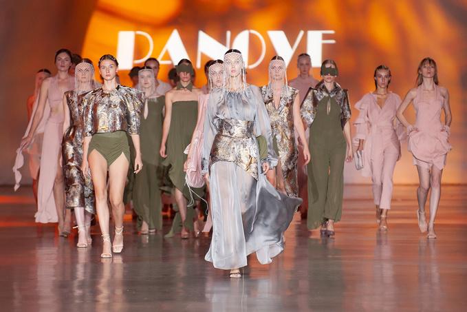 Бренд PANOVE: Fresh Fashion на Ukrainian Fashion Week noseason sept 2021