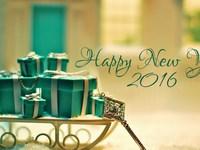 Счастливого Нового года 2016
