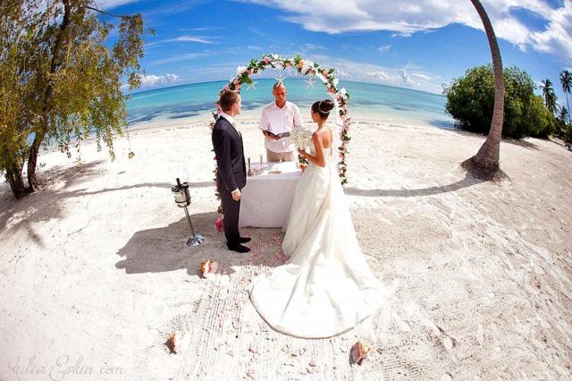 Незвичайні весільні церемонії: Домініканська Республіка