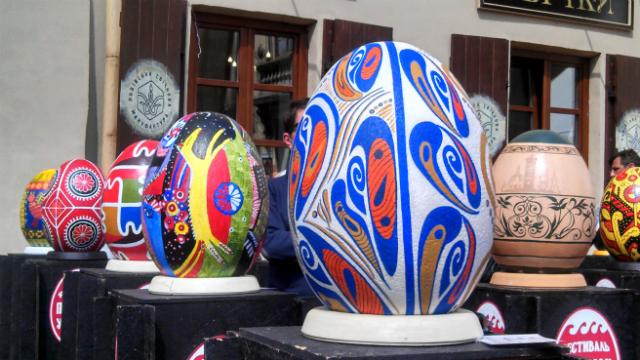 Куда поехать в апреле: главные события в городах Украины
