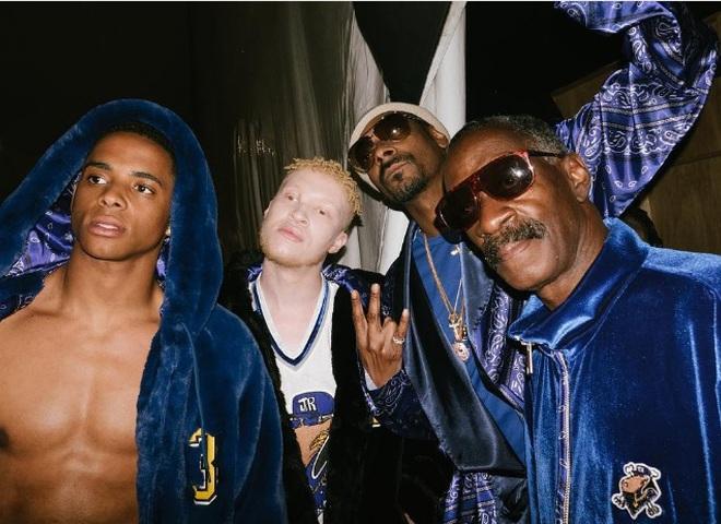 Snoop Dogg выпустил коллекцию одежды