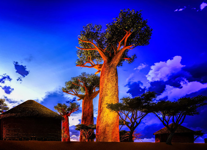 ТОП-10 лучших мест для экотуризма