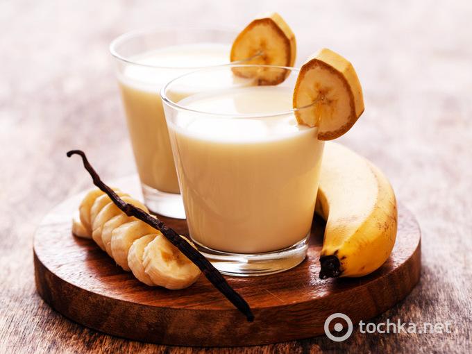 Молочні коктейлі