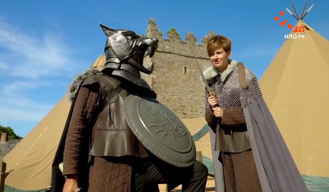 """Замок """"Уорд"""" в Северной Ирландии"""