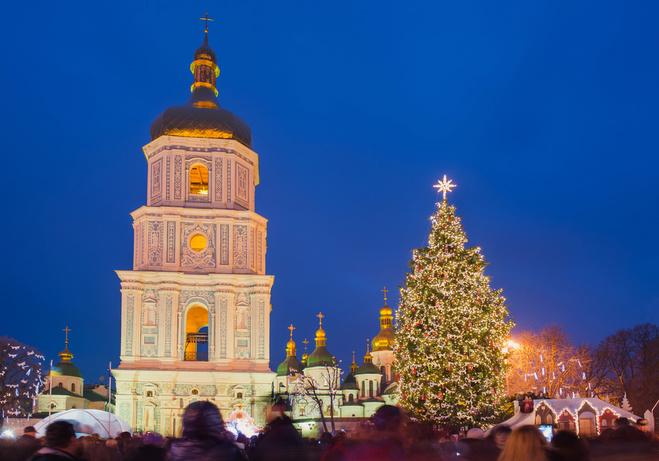 Куди піти на Новий рік у Києві