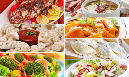 7 ужинов: постное меню на неделю