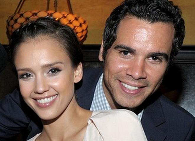 Слэш с супругой Прерлой Фэррар (Slash and his wife Perla Ferrar)