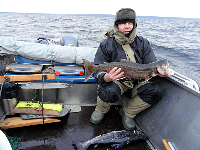 трофейная рыбалка где какая рыба клюет