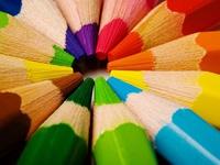 Радужные карандаши
