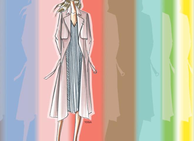 Інститут кольору Pantone назвав кольору весни 2017