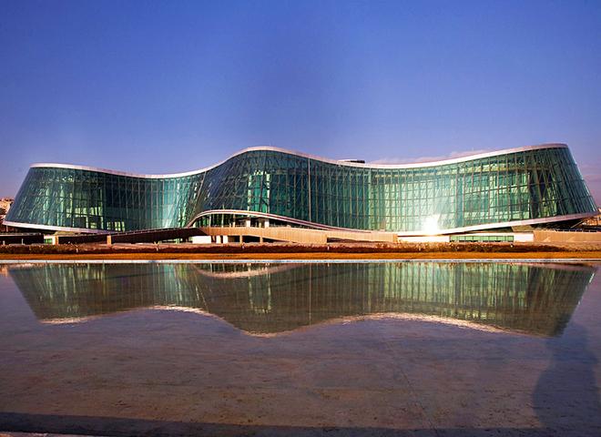 Современная Грузия: Здание МВД – Тбилиси