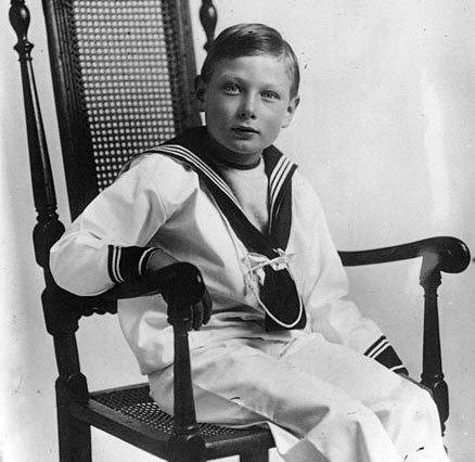 Принц Джон, 1913 год