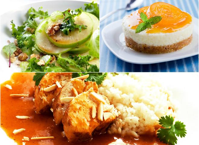 Незвичайні страви з абрикосом