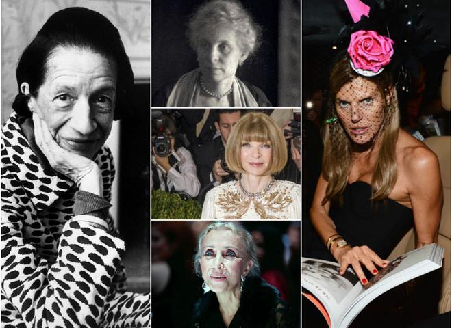 5 редакторів Vogue, які увійшли в історію
