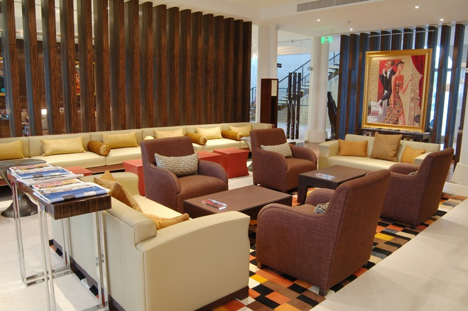 desert palm hotel