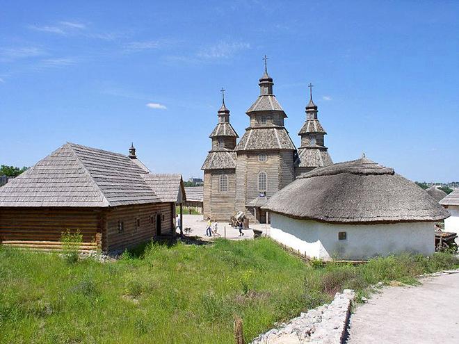 5 козацьких визначних пам'яток України