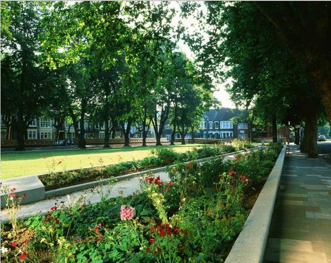 мирный парк