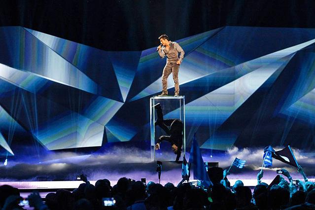 Второй полуфинал Евровидение