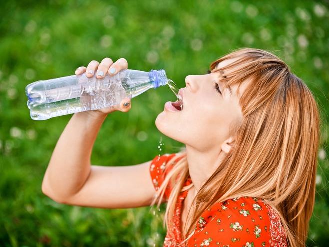 хочешь похудеть? попробуй водную диету