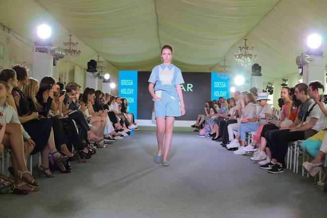 Odessa Holiday Fashion Week-2017: колекція GOAR