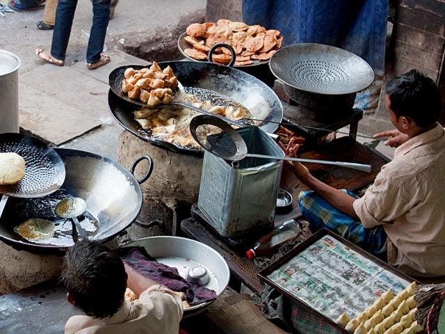 10 страв, які ви зобов'язані скуштувати в Індії: Самоса