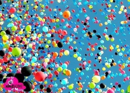 Воздушного Дня рождения