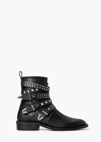 Байкерські черевики: добірка