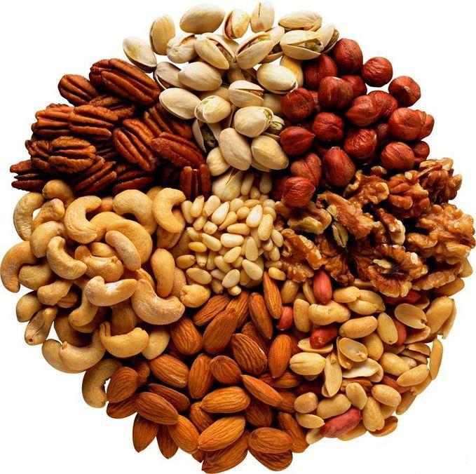 Найкориcніші осінні продукти