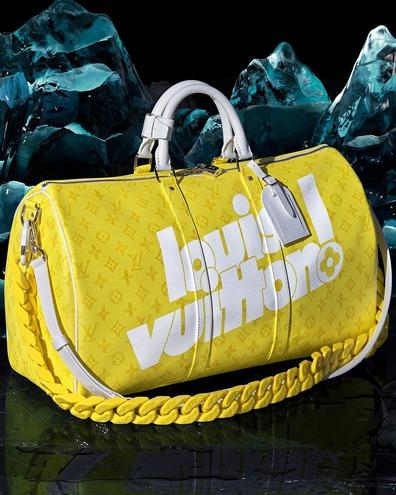 Мужская коллекция Louis Vuitton осень-зима 2021/22