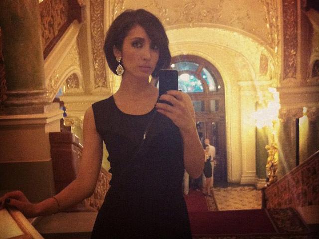 Анна Завальська в Одесі
