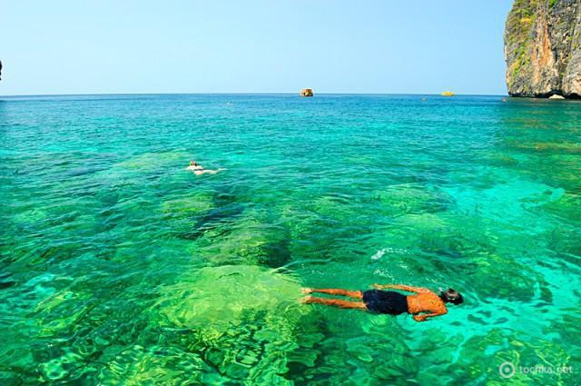 Пляж Майа Бэй: здесь снимали фильм Пляж