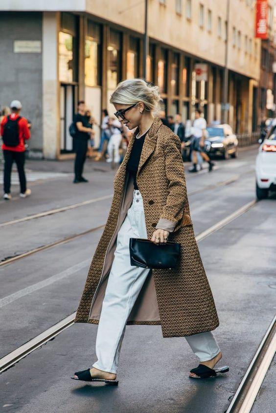 Пальто — тренд весны 2021