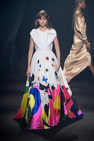 Показ Love Brings Love: Christian Dior, Мария Грация Кьюри