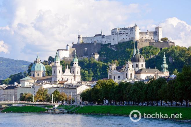 Путешествие по Австрии на автомобиле