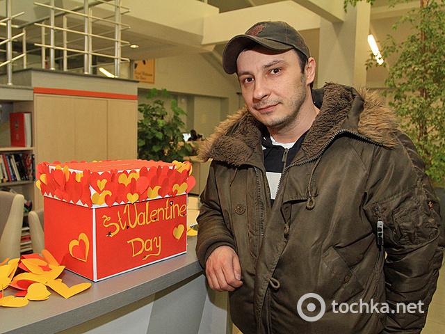 интервью с Дмитрием Танковичем