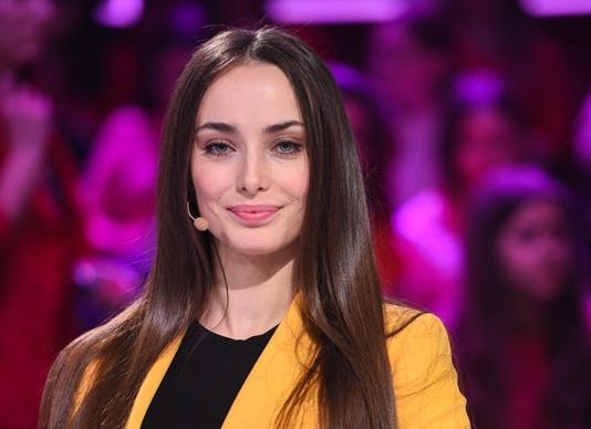 """Ксения Мишина в шоу """"Хто зверху?"""""""