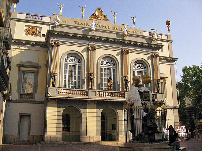 Подорожі по Каталонії: театр-музей Сальвадора Далі у Фігерасі