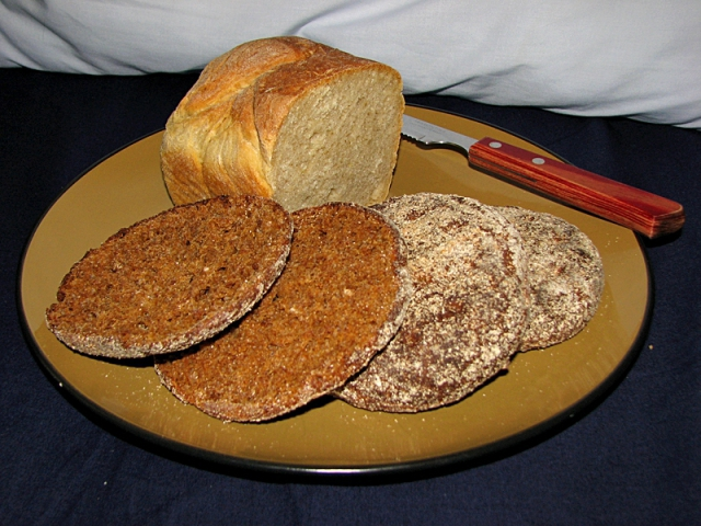 5 британских блюд для настоящих ценителей еды: Картофельный хлеб