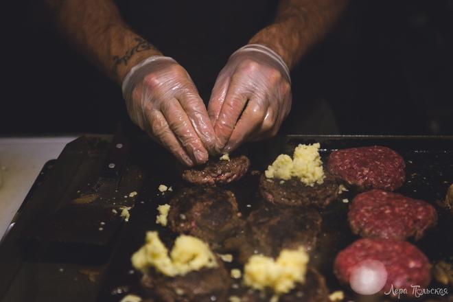 Один день из жизни любителей бургеров