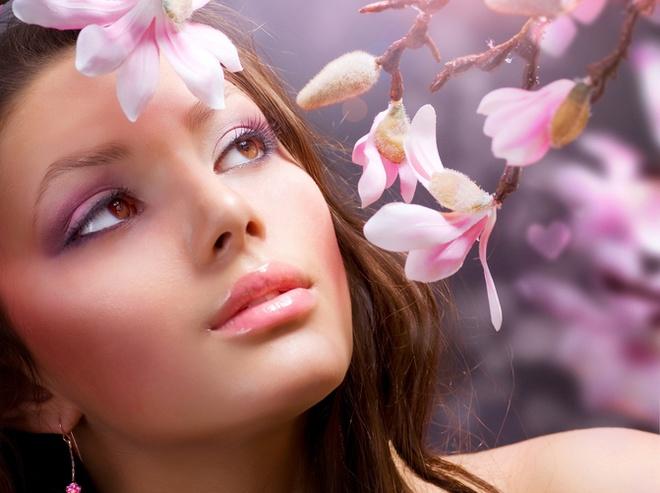 весняний макіяж