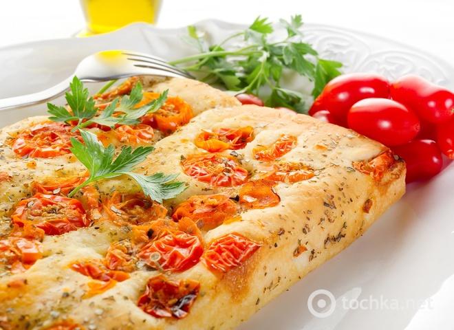 Фокачча - вкусное блюдо итальянской кухни