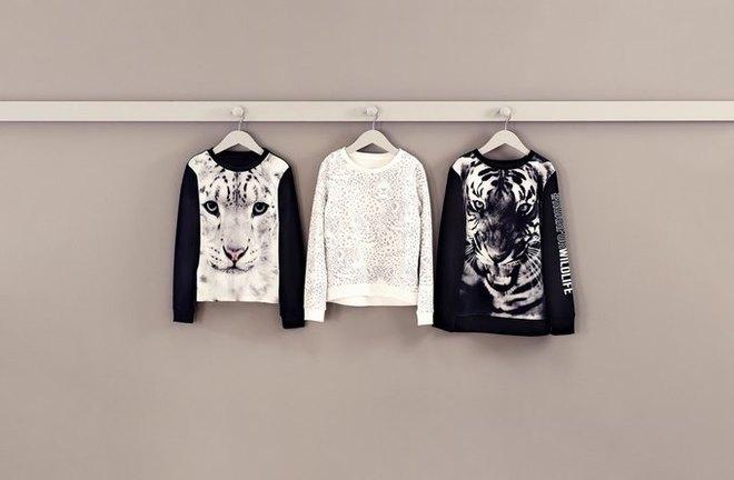 H&M випустив дитячу колекцію одягу спільно з WWF