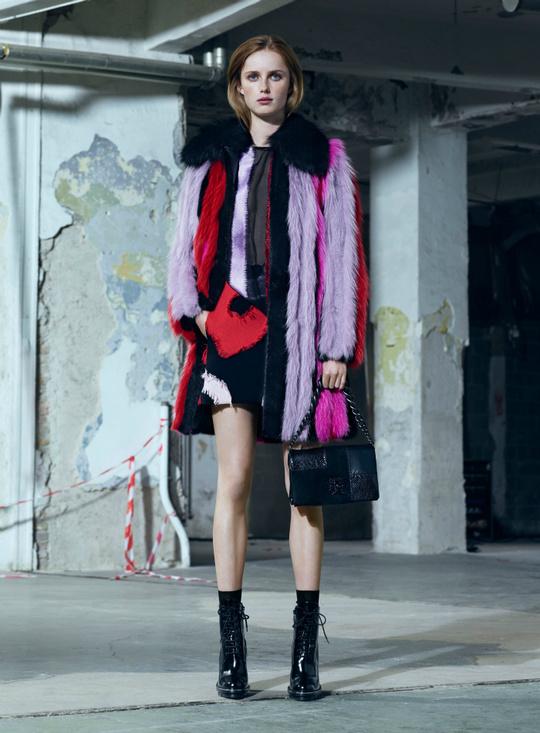 Versace Pre-Fall 2016
