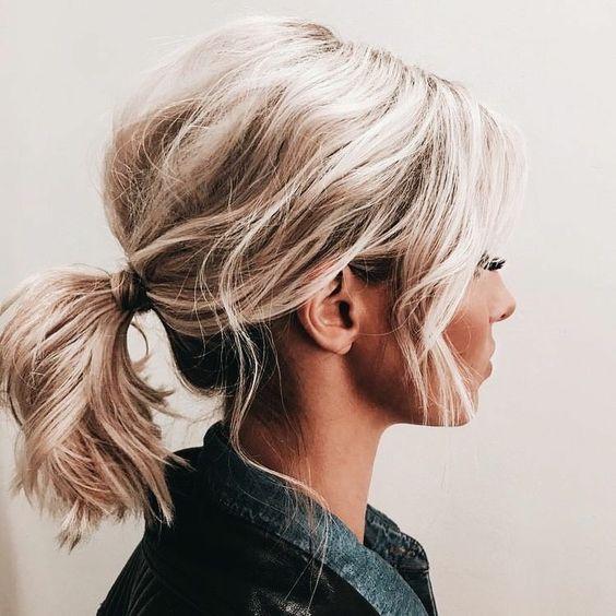 Зачіски для короткого волосся на літо
