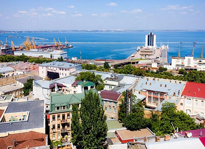 Точное время в Одессе