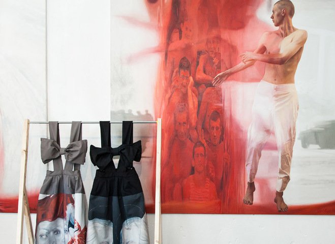 UFW: Pop-Up Store  Bereznitsky Aesthetics Art Space