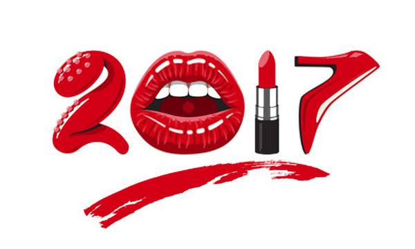 Гламурного Нового года 2017