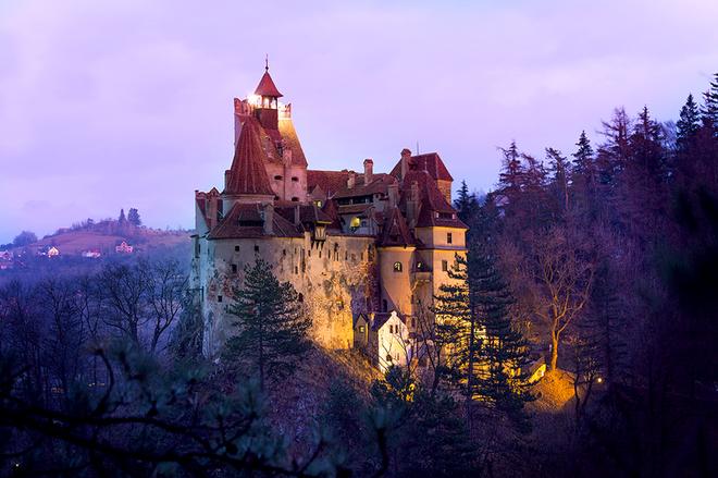 10 самых красивых замков мира