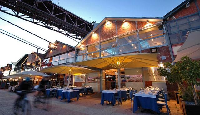 Новый год в Лиссабоне: ресторан 5 Oceanos